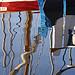 Reflets de bateaux (Sanary). by Vero7506 - Sanary-sur-Mer 83110 Var Provence France
