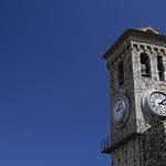Clocher - Eglise du Suquet by Kyter MC - Cannes 06400 Alpes-Maritimes Provence France