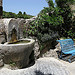 Tourtour - Fontaine par  - Tourtour 83690 Var Provence France