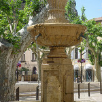 Cassis, fontaine Louis XVI par motse@yahoo.com - Cassis 13260 Bouches-du-Rhône Provence France