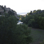 Vaison-la-Romaine in the evening by maki - Vaison la Romaine 84110 Vaucluse Provence France
