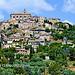 Escalier à maisons de Gordes par L_a_mer - Gordes 84220 Vaucluse Provence France