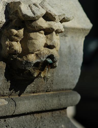 Fontaine : Pernes les Fontaines par jmt-29