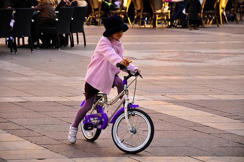 Un p'tit tour en vélo ? par Laurent2Couesbouc