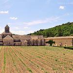 Abbaye de Sénanque par L_a_mer - Gordes 84220 Vaucluse Provence France