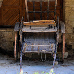 Ancien attelage by L_a_mer -   provence Provence France
