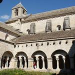 Le monastère de Notre Dame de Sénanque par david pizzoli - Gordes 84220 Vaucluse Provence France