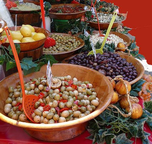 Monday : Market day at Bedoin par Marcxela