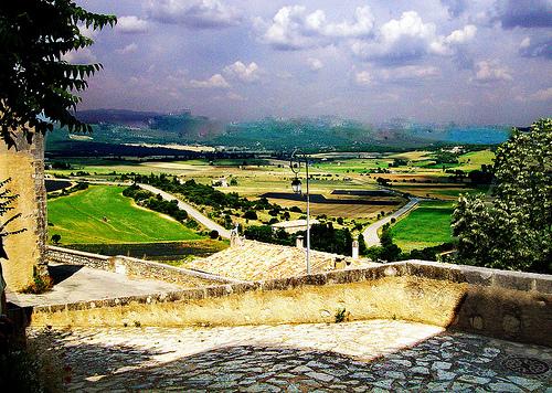Vue depuis Rousillon par photoartbygretchen