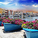 Port de martigue par photoartbygretchen - Martigues 13500 Bouches-du-Rhône Provence France