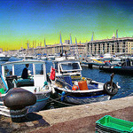 Marseille Harbor by photoartbygretchen -   provence Provence France