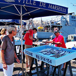 Marseille Fish market by photoartbygretchen - Marseille 13000 Bouches-du-Rhône Provence France