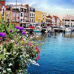 Port de Martigues par photoartbygretchen - Martigues 13500 Bouches-du-Rhône Provence France