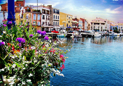 Port de Martigues par photoartbygretchen