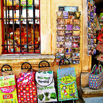 Rousillon souvenirs by  - Roussillon 84220 Vaucluse Provence France