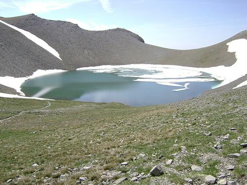 Rando du Lac d'Allos au Lac de la Petite Cayolle par Hélène_D