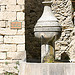 Montbrun-les-Bains - Fontaine du Beffroi par La Drôme - Montbrun les Bains 26570 Drôme Provence France