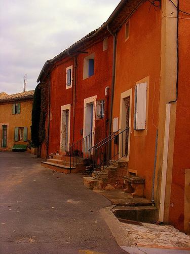 Facades de Roussillon by Super.Apple