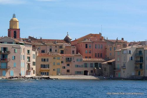 Vieux village de Saint Tropez par Niouz