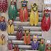 Cigales décorées et colorées par ba.dev -   Vaucluse Provence France