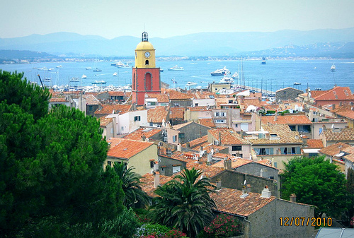 Le village de Saint Tropez by fabiorixa