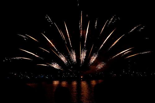 Cannes, festival d'art pyrotechnique par brunomdl