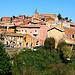 Pyramide de maisons de Roussillon by jackie bernelas - Gordes 84220 Vaucluse Provence France