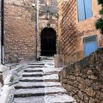 Ruelles de Gordes par jackie bernelas - Gordes 84220 Vaucluse Provence France