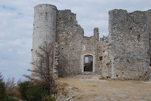Château de Bargème par Marcxela