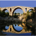 Le Pont  Julien par Nespyxel - Bonnieux 84480 Vaucluse Provence France