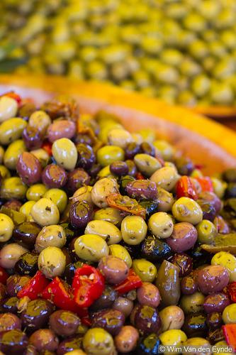 Olives... pour l'apéritif par Young Crazy Fool