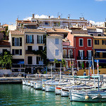 Cassis : Colorful Sea Port by  - Cassis 13260 Bouches-du-Rhône Provence France