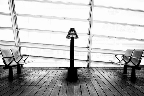 Gare d'Avignon - Meeting Place par casey487