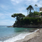 Plage du Buse by  - Roquebrune Cap Martin 06190 Alpes-Maritimes Provence France