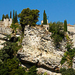 Vaison-la-Romaine : colline du château by Young Crazy Fool - Vaison la Romaine 84110 Vaucluse Provence France