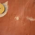 Mur Ocre by Queen Dot Kong - Roussillon 84220 Vaucluse Provence France