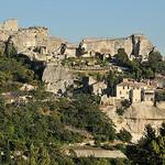 Panorama sur Les Baux de Provence par :-:claudiotesta:-: - Les Baux de Provence 13520 Bouches-du-Rhône Provence France