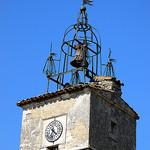 Le Campanile de Lacoste par jackie bernelas - Lacoste 84480 Vaucluse Provence France