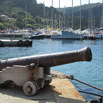 Canon de Port-Cros by  - Port Cros 83400 Var Provence France