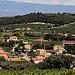 Vue sur les vignes depuis Chateauneuf du Pape par L_a_mer - Châteauneuf-du-Pape 84230 Vaucluse Provence France