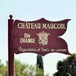 Vignoble - Château Maucoil par  - Châteauneuf-du-Pape 84230 Vaucluse Provence France