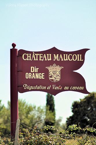 Vignoble - Château Maucoil par L_a_mer