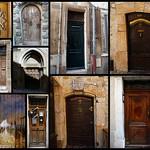 Provence doors... by J@nine -   Vaucluse Provence France