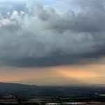 Ciel et nuages à Meyrargues par J.P brindejonc - Meyrargues 13650 Bouches-du-Rhône Provence France