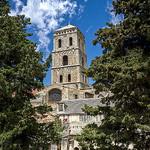 Clocher du cloître de Saint-Trophisme par Patrick Car - Arles 13200 Bouches-du-Rhône Provence France