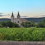 Goudargues au milieu des vignes par Patrick Car -   Gard Provence France