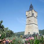 Tour de l'Horloge par Dracénie Tourisme Var Provence - Draguignan 83300 Var Provence France
