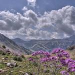 Le col de la Lombarde et la valée de la tinée par chatka2004 - Isola 06420 Alpes-Maritimes Provence France