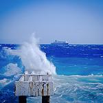 Le bleu côte d'azur par S. E. P. - Nice 06000 Alpes-Maritimes Provence France