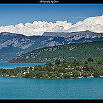 Lac De Sainte Croix par  - Bauduen 83630 Var Provence France